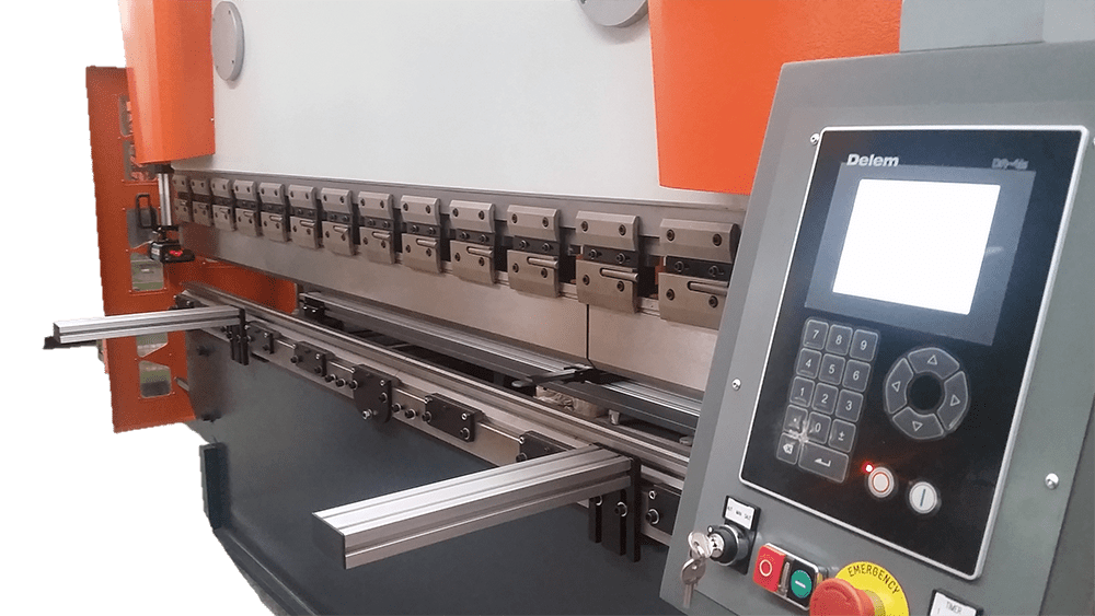 Syncro press brake MP – Imac Italia